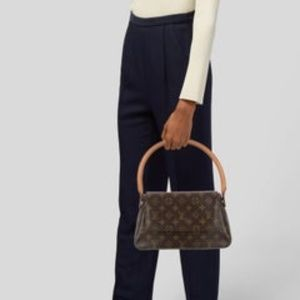 Louis Vuitton Mini Looping Monogram Handbag